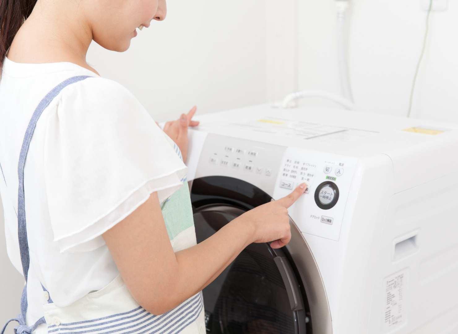 機能面のこだわり洗濯可能