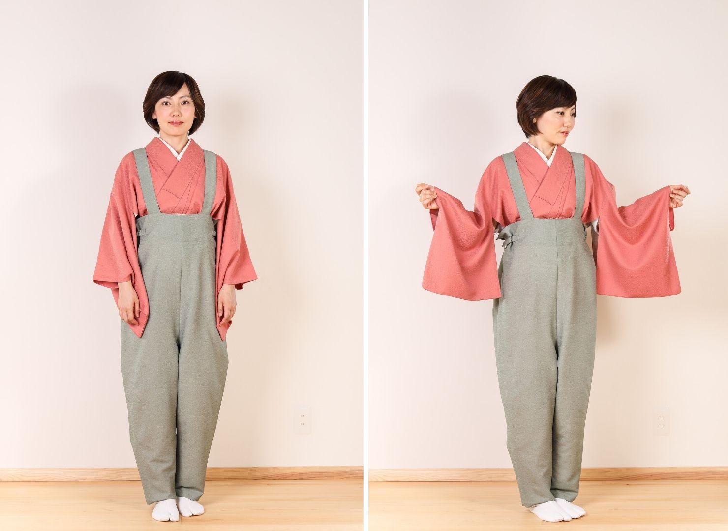 商品写真–苔色×鮫小紋2-1(1480×1080)